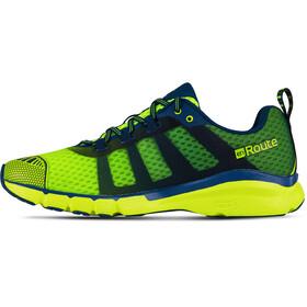 Salming enRoute 2 Hardloopschoenen Heren geel/blauw